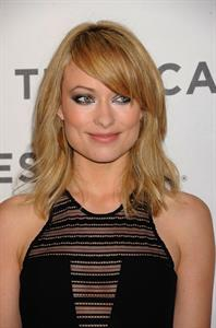 Olivia Wilde Deadfall premiere during the 2012 Tribeca Film Festival on April 22, 2012