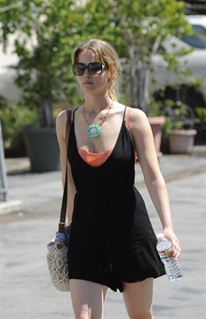 Jennifer Lawrence Goes to the Costume rentals Corporation 10.08.12