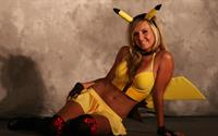 Jessica Nigri as Pikachu