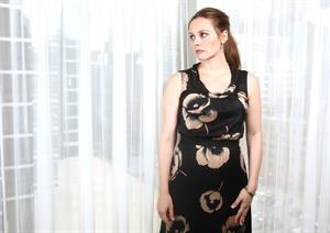 Alicia Silverstone tiff portraits by Carlo Allegri on September 13, 2011
