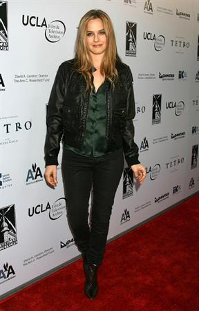 Alicia Silverstone premiere of Tetro in Los Angeles
