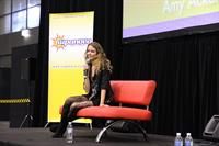Amy Acker Supernova pop culture expo on July 20, 2011
