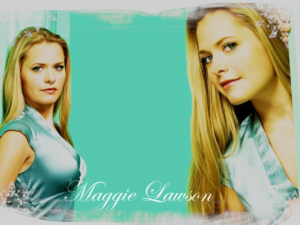 Maggie Lawson