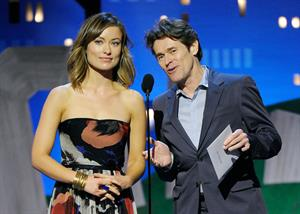 Olivia Wilde 2012 film independent spirit awards in santa monica 250212