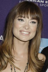 Olivia Wilde 10th Annual Tribeca Film Festival One for All Shorts Program in New York City on April 22, 2011