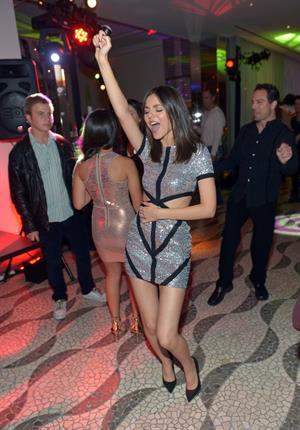 Victoria Justice 20th birthday party in LA 3/2/13