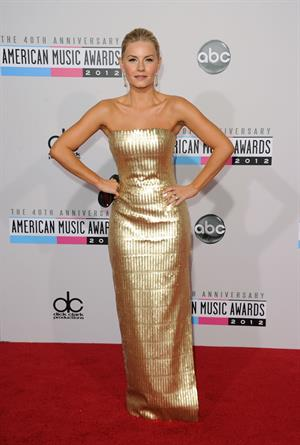 Elisha Cuthbert attending the 2012 American Music Awards in Los Angeles Nov 18, 2012