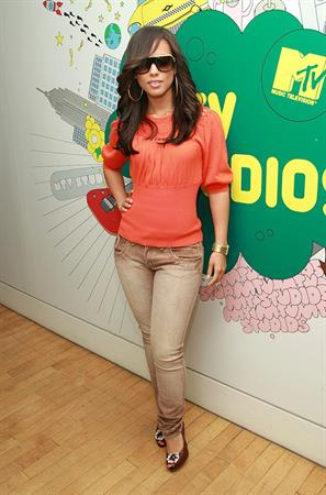 Alicia Keys on MTV