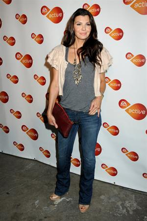 Ali Landry attends the Active for Life Benefit for the March of Dimes in Culver City on Jan 8, 2010