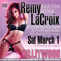 Remy LaCroix in lingerie