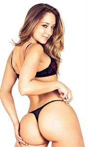 Remy LaCroix in lingerie - ass