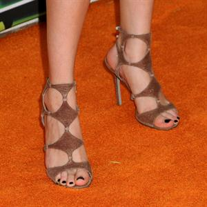 Selena Gomez Nickelodeons 23rd annual Kids Choice Awards on March 27, 2010 in Los Angeles California
