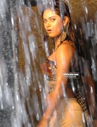 Meera Chopra in a bikini