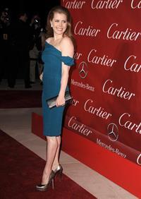 Amy Adams 22nd annual Palm Springs International Film Festival Awards Gala on January 8, 2011