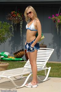 Kasia in a bikini