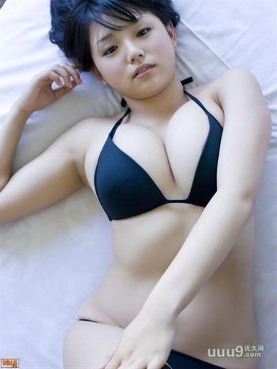 Ai Shinozaki in lingerie