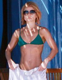 Kelly Ripa in a bikini