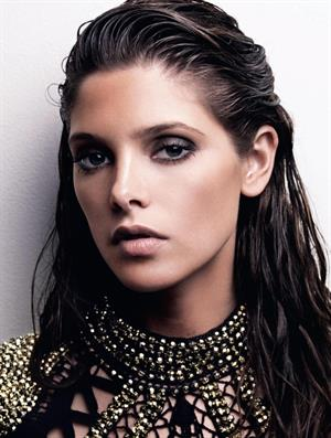Ashley Greene photoshoot for ASOS Magazine