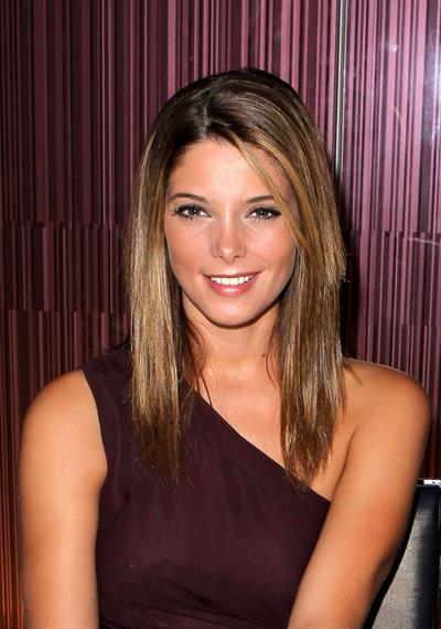 Ashley Greene Tabu Ultra Lounge inside the MGM Grand Resort Casino in Las Vegas on August 6, 2010