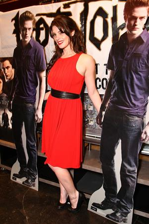 Ashley Greene Twilight at Midnight DVD Launch in Los Angeles