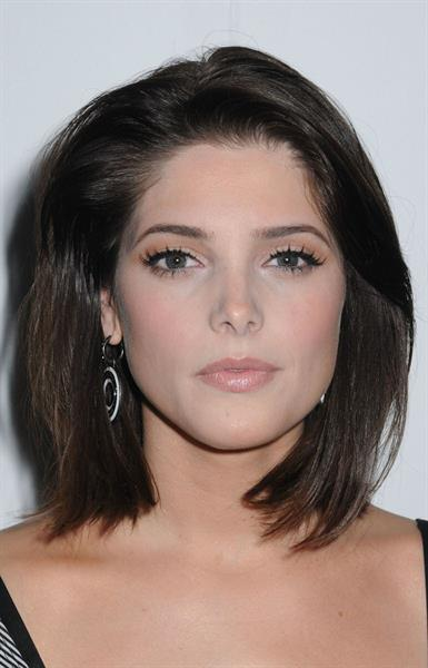 Ashley Greene NY Fashion Week