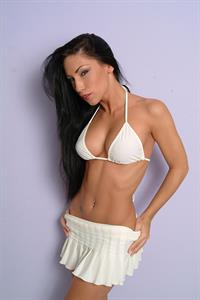 Mya Diamond in a bikini