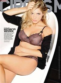 Katheryn Winnick in lingerie