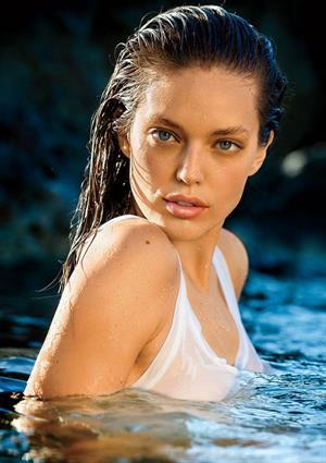 Emily DiDonato Maxim Sea, Sand and Fun Photoshoot