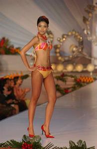 Tanushree Dutta in a bikini