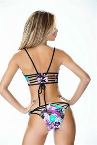 Catalina Otalvaro in a bikini - ass