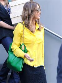 Jessica Alba in Los Angeles on January 26, 2012