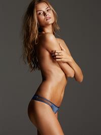 Kate Grigorieva in lingerie
