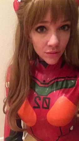 Lyz Brickley - Asuka cosplay