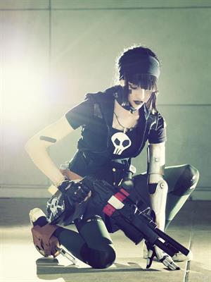 Lyz Brickley - Gaige the Mechromancer Cosplay