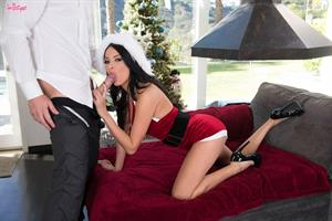 Sweet Gift.. featuring Anissa Kate | Twistys.com