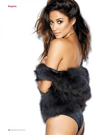 Shay Mitchell in lingerie - ass