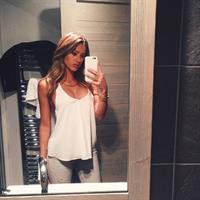 Cindy Prado taking a selfie