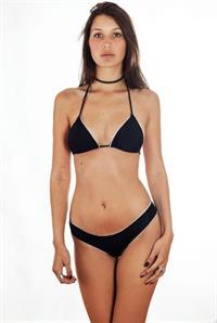 Bella Hadid in a bikini