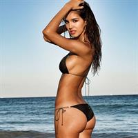 Ashley Sky in a bikini - ass