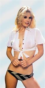 Dorothy Stratten in lingerie - breasts