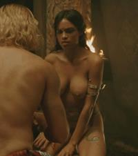 Rosario Dawson - breasts