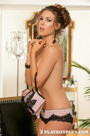 Playboy Cybergirl - Gia Ramey-Gay Nude Photos & Videos at Playboy Plus!