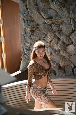 Playboy Cybergirl - Jessica Ashley Nude Photos & Videos at Playboy Plus!