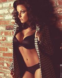 Natalie Kathleen Plitz in lingerie