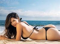 Christen Harper in a bikini - ass