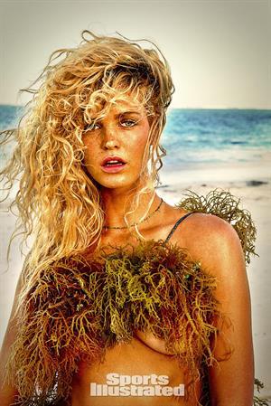 Erin Heatherton - Sports Illustrated Swimsuit 2016