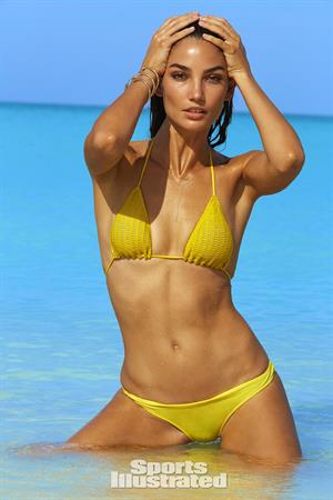 Lily Aldridge - Sports Illustrated Swimsuit 2016