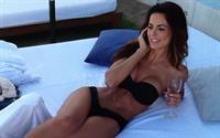 Audrey Nicole in a bikini