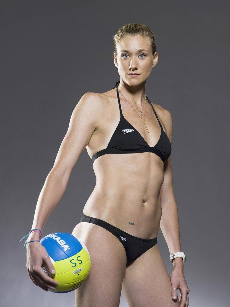 Kerri Lee Walsh-Jennings is an American professional beach volleyball player best known for playing with Misty May-Treanor in the Olympics in Athens 2004, Beijing 2008 and London 2012.  She also played in the Sydney 2000 Olympics on the U.S. women's indoor volleyball team