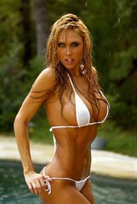 Marzia Prince in a bikini
